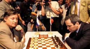 Kasparov - Karpov 1986
