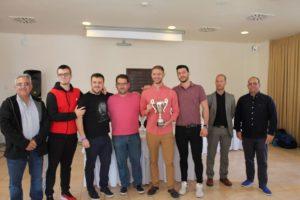 Nazarí Subcampeón de Andalucía por equipos 2019